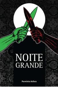 Capa do livro Noite Grande, romance de Permínio Asfora