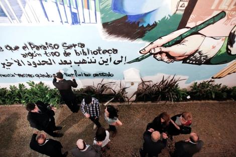Mural - Festival 2011