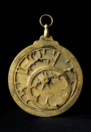 Astrolábio do Museu da Síria